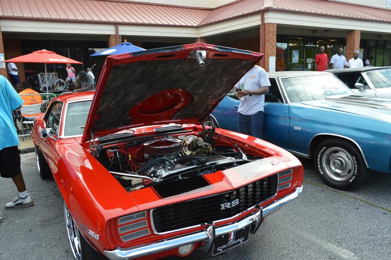 ACC Of Augusta Georgia Grown Folks Car Show Atlanta Ga Sep - Car show atlanta ga