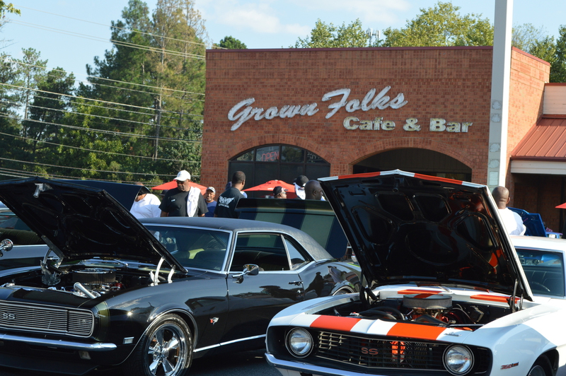 ACC Of Augusta Georgia Grown Folk Car Show Atlanta Ga Sep - Car show augusta ga