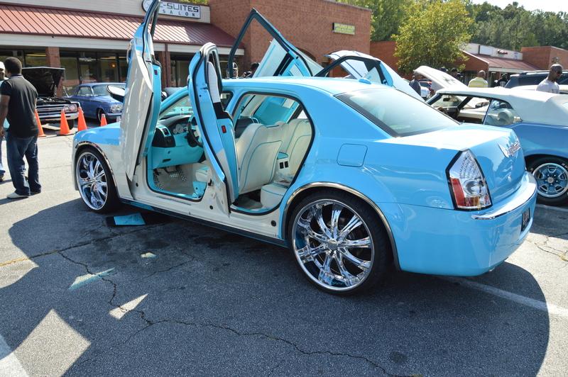 ACC Of Augusta Georgia Grown Folk Car Show Atlanta Ga Sep - Car show atlanta ga